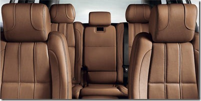 Range Rover Autobiography with Tan Interior