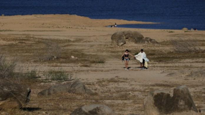 Kaliforniya'da yaz gelmeden kuraklık geldi