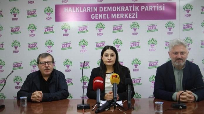 HDP: AKP/MHP iktidarı gitmezse çok ciddi gıda krizi kapıda!