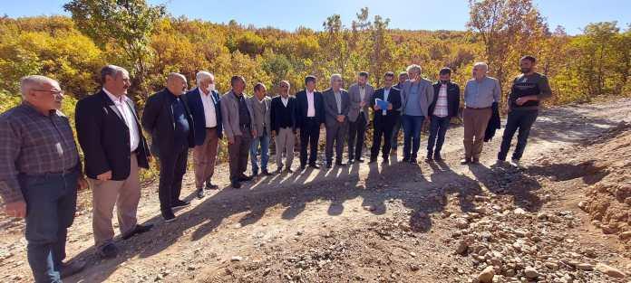 86 sivil toplum örgütünden Karacehennem Ormanları'ndaki ağaç kesimine tepki