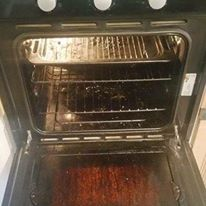 oven cleaning bridgnorth