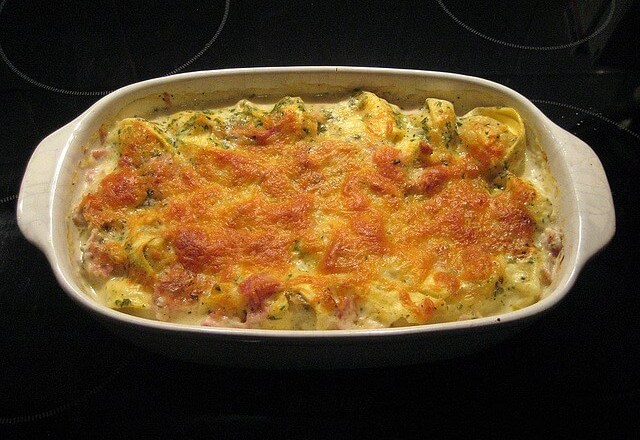 Spinazie pasta ovenschotel (1)