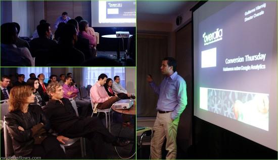 Conversion Thursday Bilbao, Guillermo Vilarroig