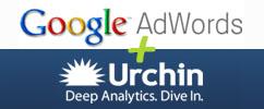 Logo Adwords y Urchin