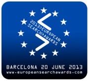 European Search Awards 2013