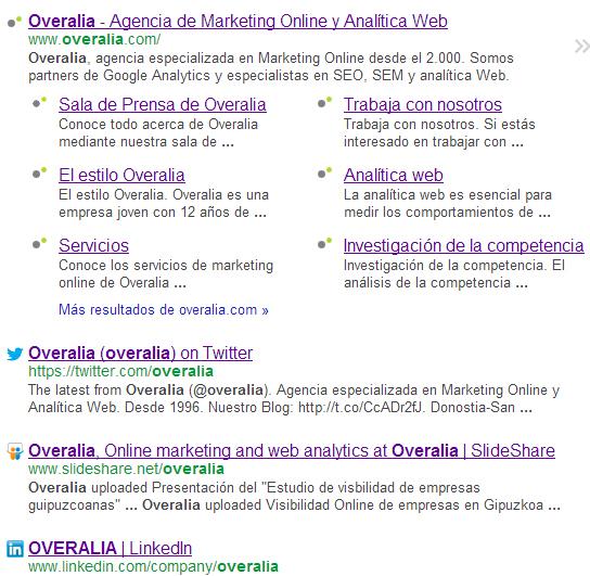 Faviconize Google