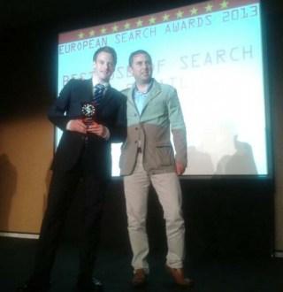 european-search-awards-2013-entrega-de-premio