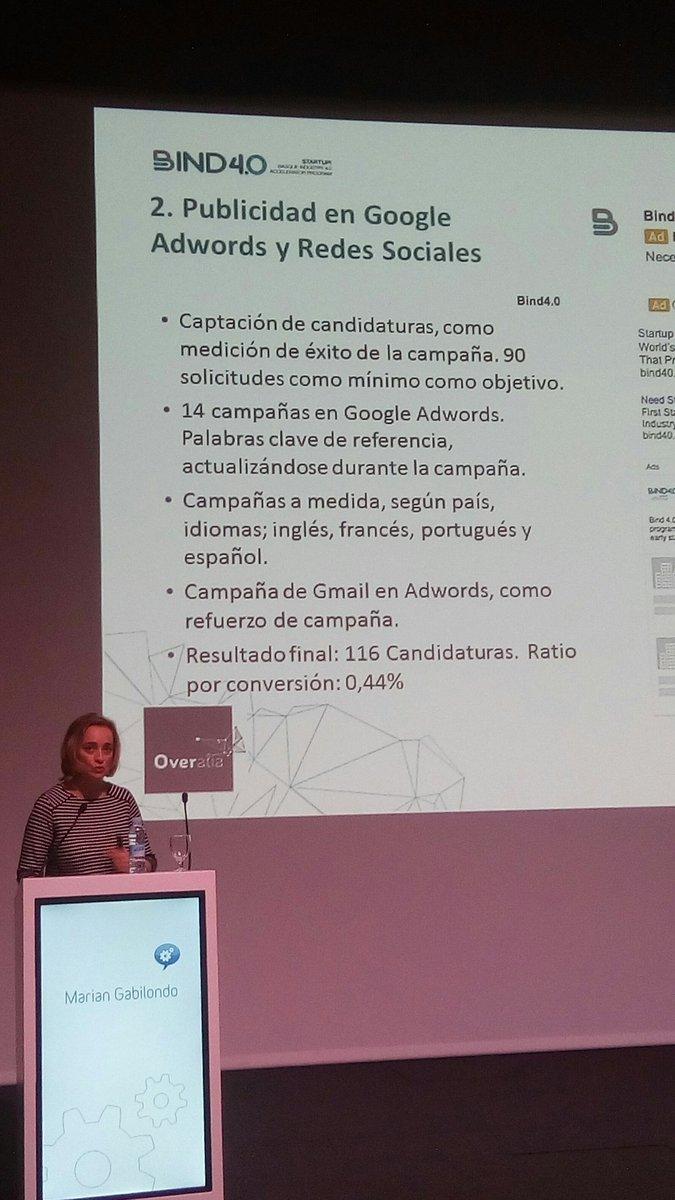 Presentación de Matian Gabilondo sobre Bind 4.0
