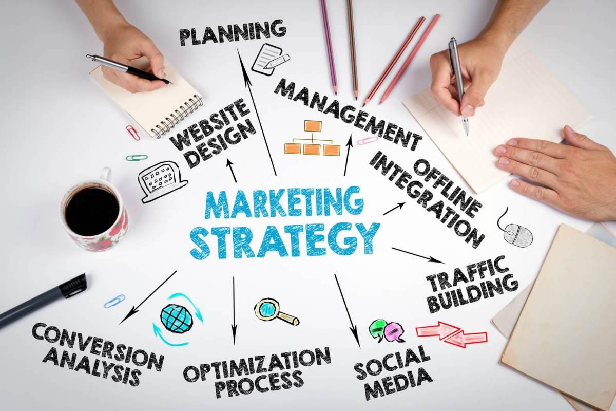 Agencia de marketing. Estrategia digital