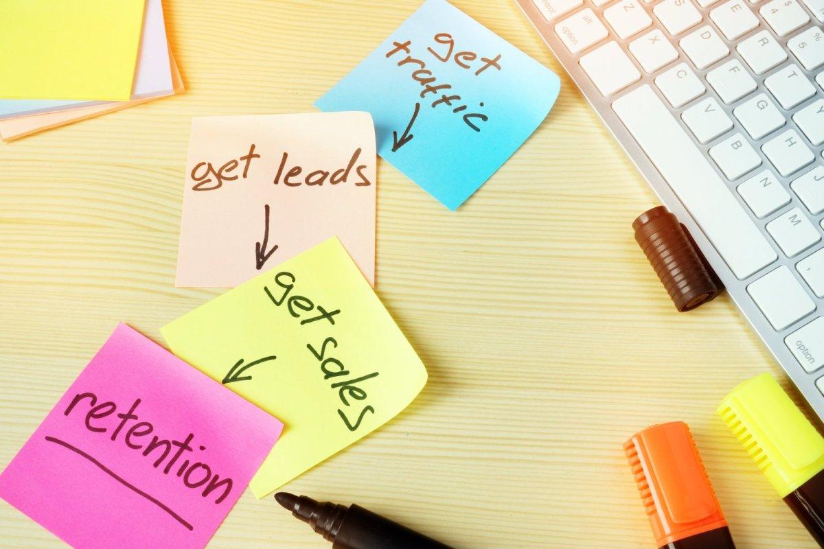 Marketing personalizado, en las cuatro fases principales del proceso de ventas