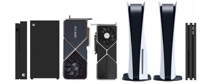Nvidia RTX 3090 VS Xbox Series X