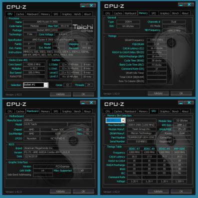CPUz Vulcan Z