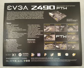 EVGA Z490 FTW 04