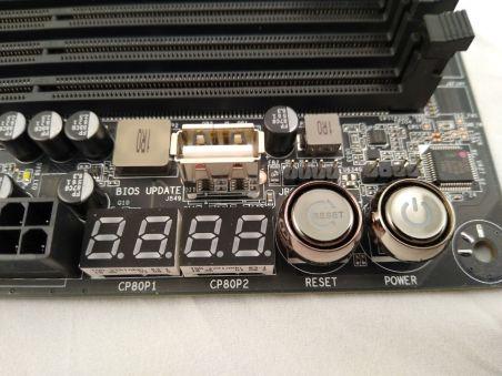 EVGA Z490 FTW B04