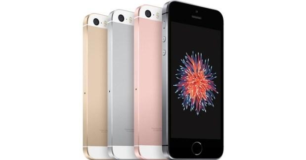 IPhone SE на временной распродаже получил ценник в 17 500 рублей