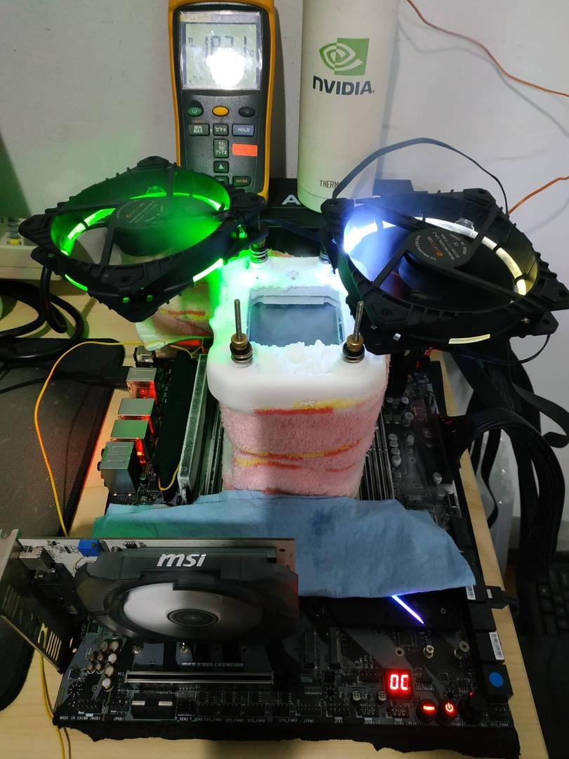 Review of the first records of overclocking AMD Ryzen