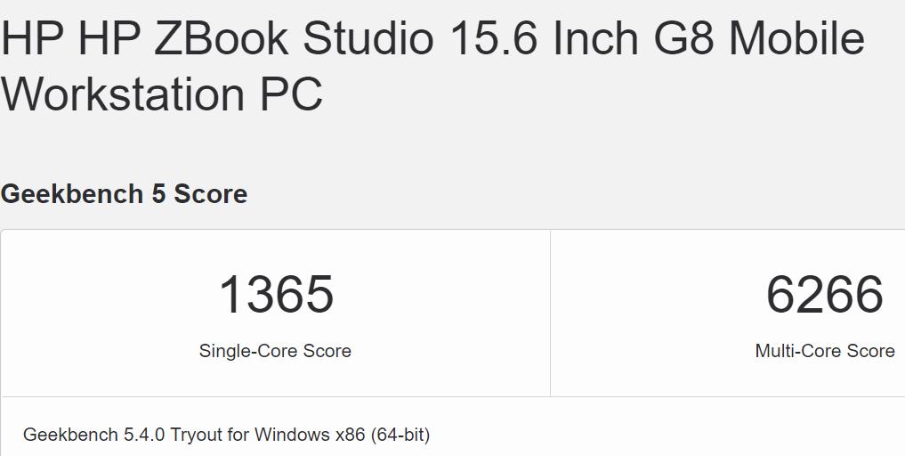 Intel Core i9-11950H