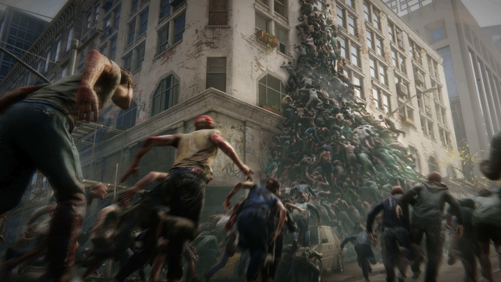 In World War Z raytracing will be implemented on AMD Radeon graphics