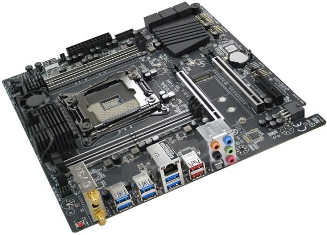 EVGA X299 Micro ATX 2