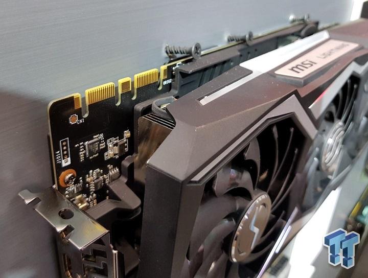 MSI GeForce GTX 1080 Ti Lighting Z