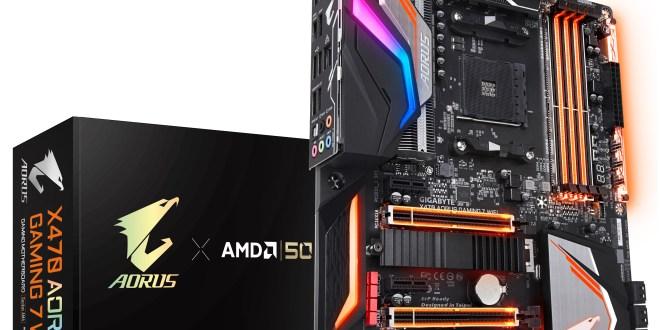 GIGABYTE Mengumumkan Pembaruan BIOS Untuk CPU AMD Ryzen Generasi Selanjutnya