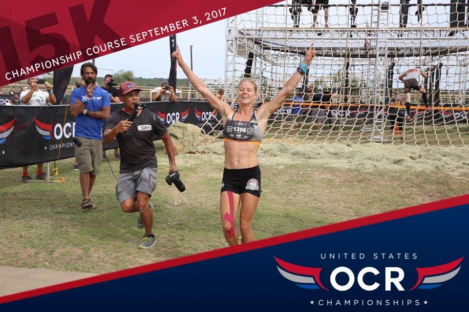United States OCR Championships with Rea Kolbl