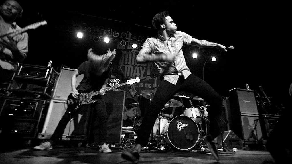 Alternative Rock Band Yes