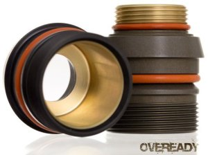 Custom LU60 (95x/96x/U2/K2) P60 Adapter HA Black & Natural