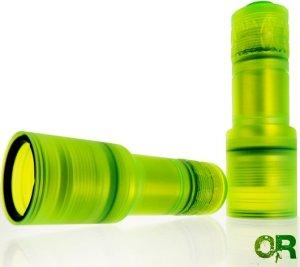 Toxic Green 18350 P60 Host