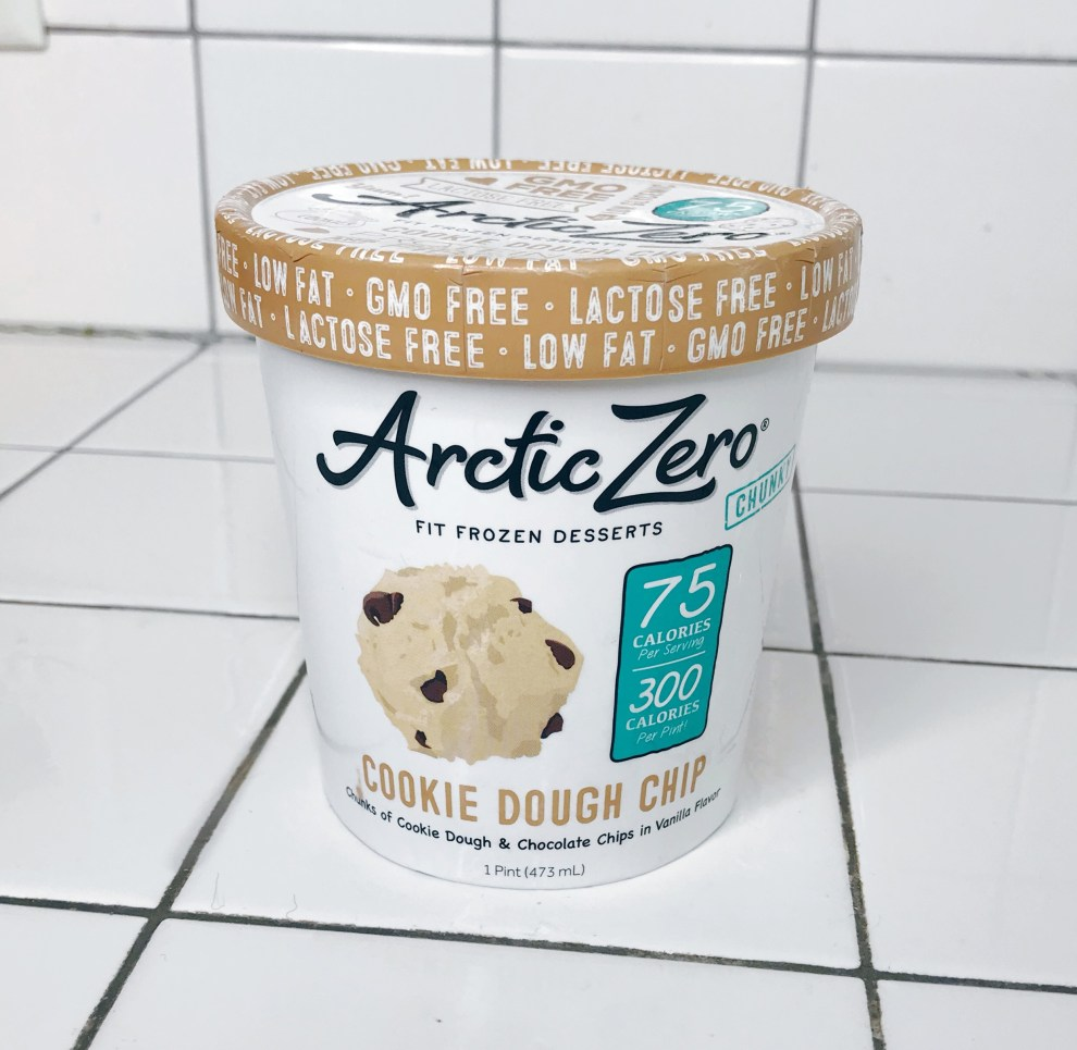 arctic zero cookie