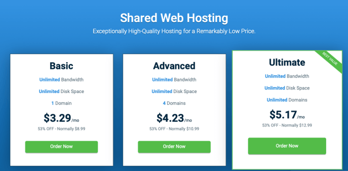 Hostwinds Review [year] - up to 90% off 1