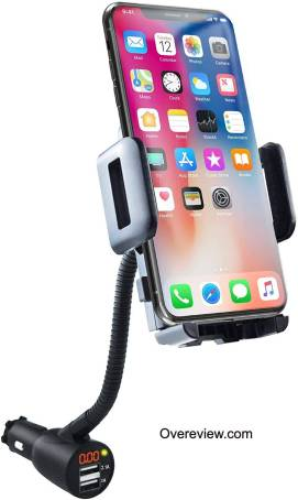 Top 15 Best Car phone holder ([year]) - Reviews & Guide 5