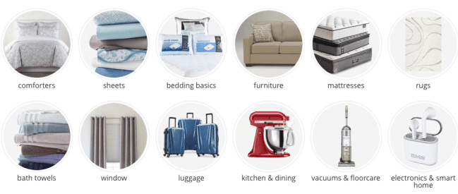 JCPenney Home Products Cyber Monday deals