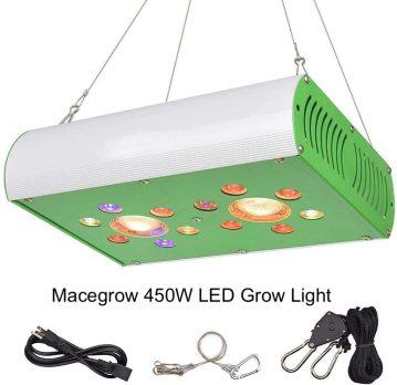 Macegrow 450W COB LED Grow Light