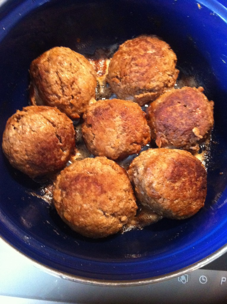 gehaktballen, liberijeballen, moedersrecept, recept gehaktballen, blog overhaar recept