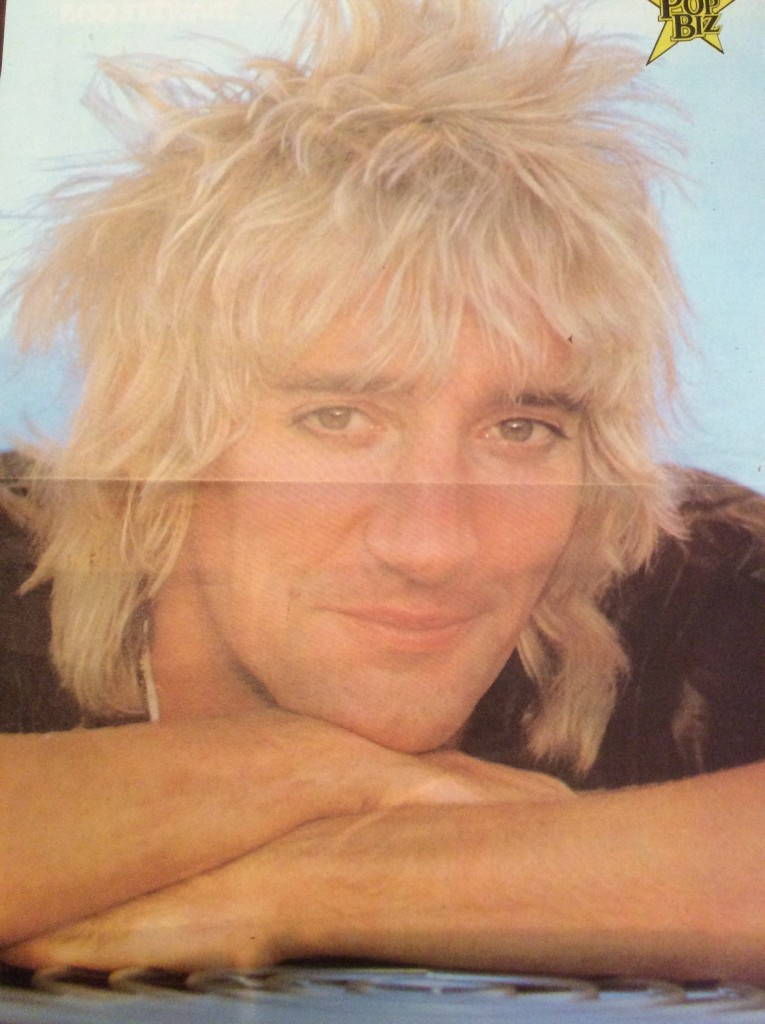 Blog Overhaa, Another Country, Rod Stewart, Friend for life, Poster, spotify
