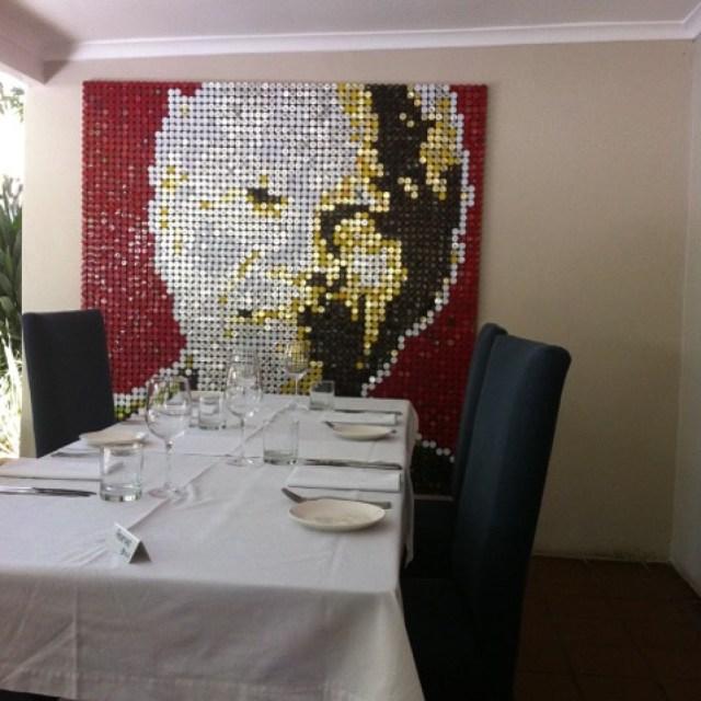 tafel Mandela