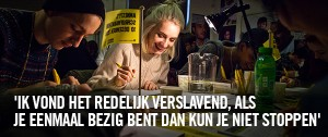 Amnesty International Schrijfmarathon