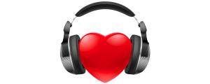 blog, overhaar, houd van mij, liefde, muziek en koptelefoon