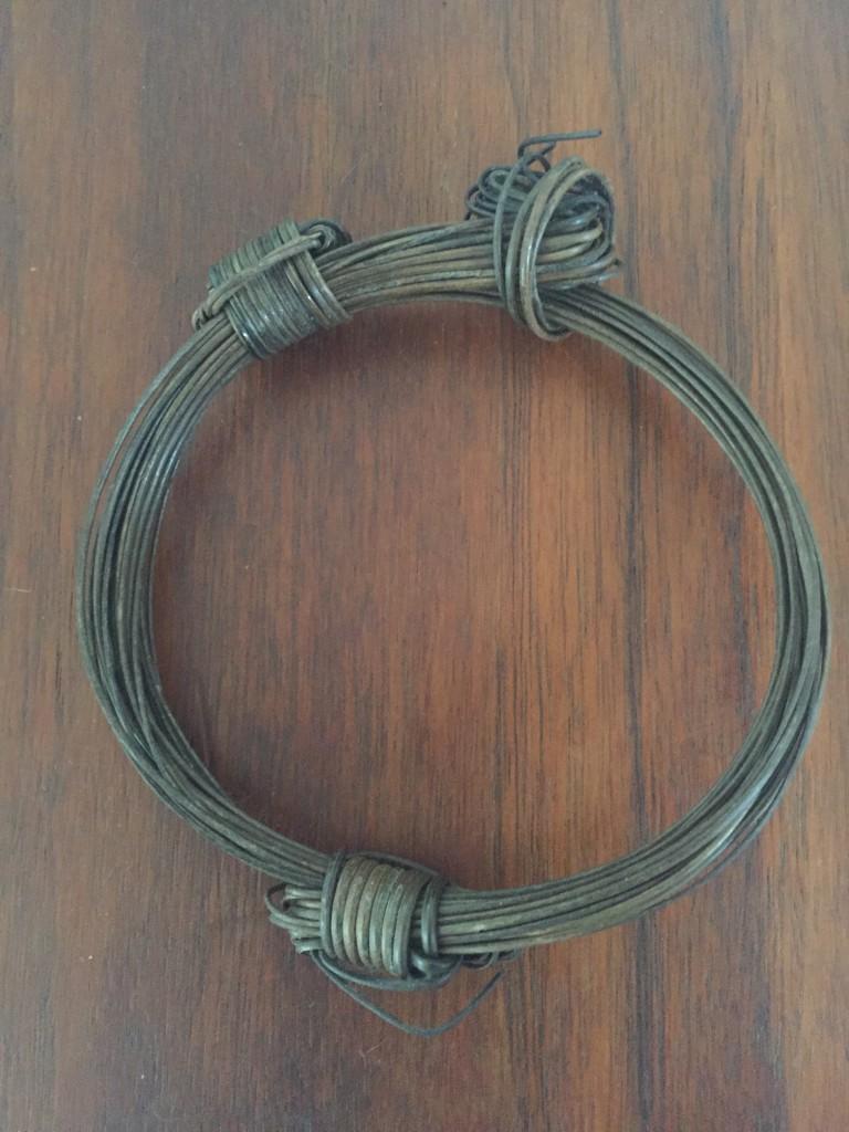 Overhaar, Olifantenhaar armband