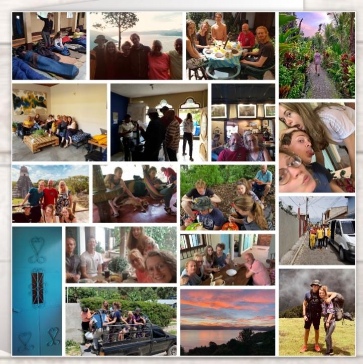 Quatamala vakantie, Overhaar blog, Guatamala, Paspoorten kwijt, Thats what friends are for, Hart onder de riem,