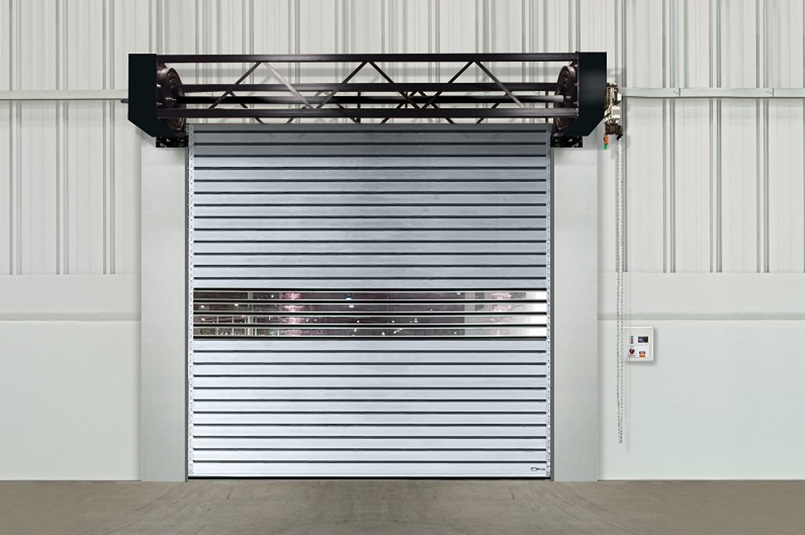 solutions for industrial garage doors