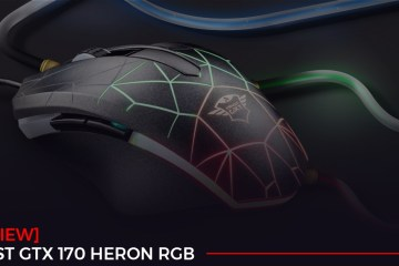 Trust GXT 170 Heron RGB