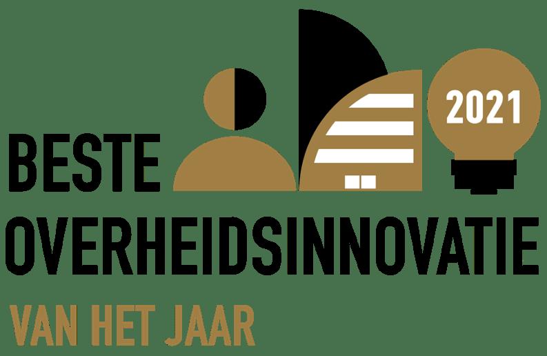 Verkiezing Beste Overheidsinnovatie van het Jaar 2021   Finalisten bekend!