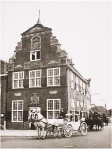 Het oude raadhuis in Naaldwijk als trouwkocatie