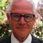 De auteur van het boek ds. Dick Peters