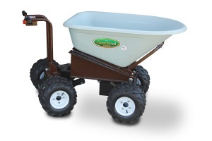Overland Electric Powered Cart - 4wd