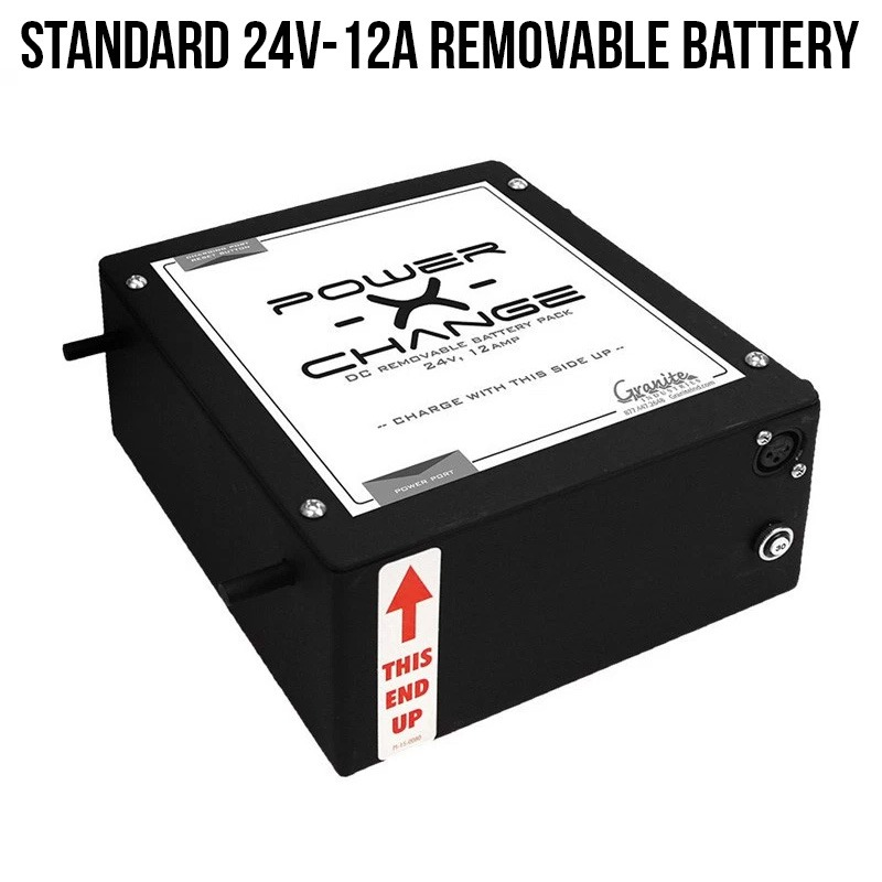 battery24V12A