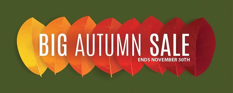 Overland Cart's Big Autumn Sale!