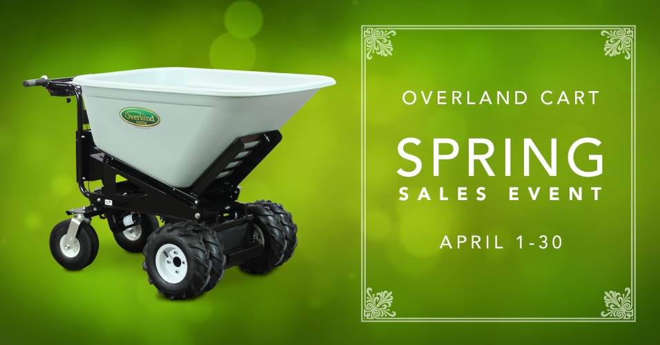Overland Cart Spring Blog Edition: Tackling the FAQs
